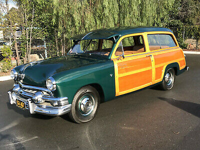 1951 Ford Country Squire Woody 1951 Ford Woody Country Squire Station Wagon 1949 1950