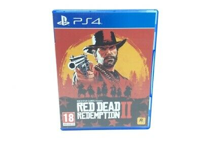 Juego Ps4 Red Dead Redemption 2 Ps4 4521897
