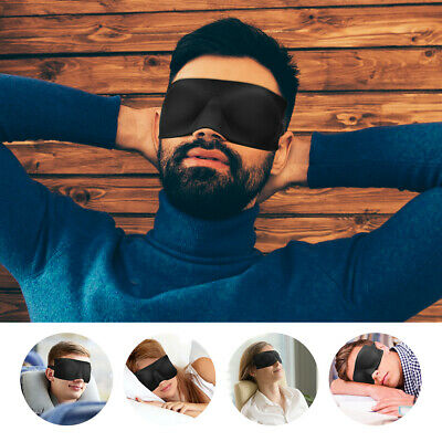 LANGRIA Sleep-Master Schlafmaske Augenbinde Sleep-mask Sleep Cover Schlafbrille