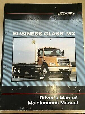 freightliner owners manuals