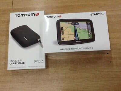 Tom Tom Start 52 With Carry Case Universal Fitment