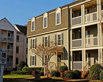 Luxury Williamsburg Wyndham Kingsgate 2 Bedroom Condo May 12-17 (5 Nights)