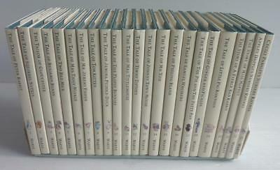 The World Of Peter Rabbit,the Complete Collection Of Original 23 Book Box Set,