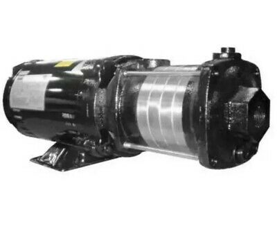 Booster Pump,Multi-Stage,3/4 HP,5 Stages DAYTON 5UXG0