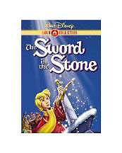 The Sword in the Stone (Disney Gold Classic Collection) by Rickie Sorensen, Seb