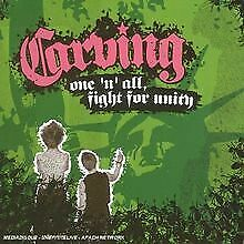 One'N'All, Fight For Unity de Carving | CD | état bon