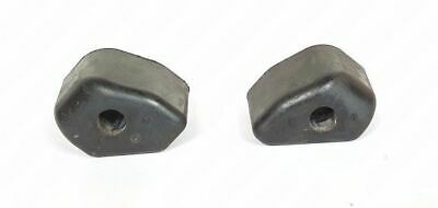 MINI BMW Cooper One / S R50 R52 R53 Radiator Top Mount Rubber Bushes Pair