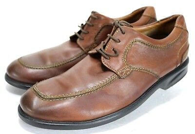 b0c605276a29 Clarks Colson Camp  90 Men s Oxfords Dress Shoes Size 12 Leather Brown