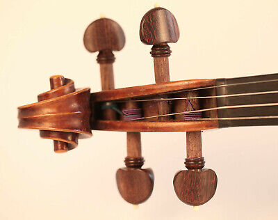 old violin L. Bisiach 1898 violon 4/4 alte geige cello viola 小提琴 ヴァイオリン italian