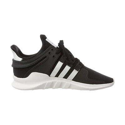 new product f74ba 372b5 Adidas Mens Originals Eqt Support Adv Shoes Style B37351 Blackwhiteblack