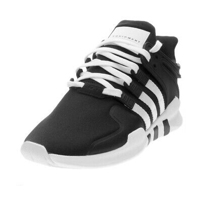 73bfb930fff5 Adidas Kids Unisex Originals Eqt Support Adv Shoes Aq1758 Black white black