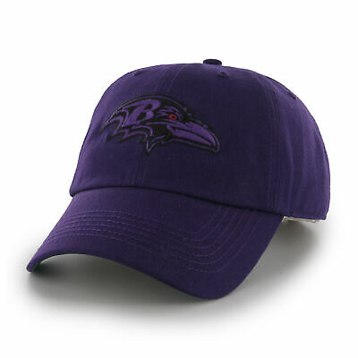 sale retailer 360ec f3325 NFL Baltimore Ravens Logo Strapback Cap with Leather Strap by  47 Brand