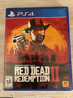 Red Dead Redemption 2 PS4 RDR2 with map and War Horse Survival Kit