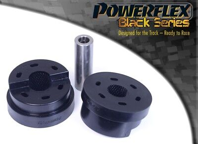 Powerflex BLACK Rear Beam Mount Bush PFR68-130BLK for Smart ForTwo 451