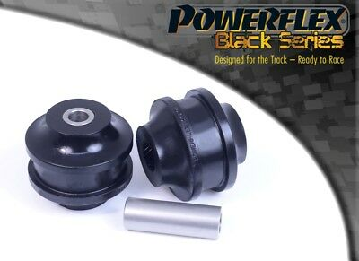 Powerflex BLACK Front Lower Track Control Arm Inner Bush PFF27-704BLK for Jaguar