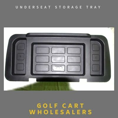 Golf Cart Car Buggy Under Seat Tray Organiser To Suit Most Models