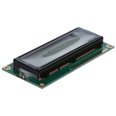 Character LCD Module Display LCM 1602  HD44780 Controller Yellow Blacklight ZH