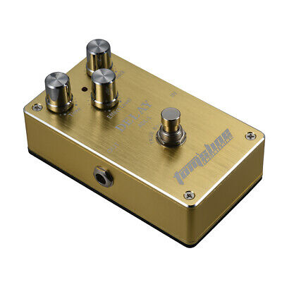 Aroma ADL-1 Delay Electric Guitar Effect Pedal Aluminum Alloy Housing Y3B9
