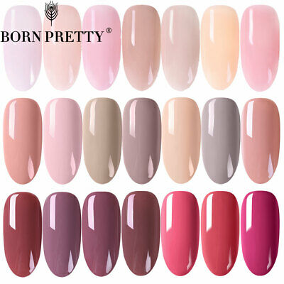 BORN PRETTY Esmalte de Uñas UV Gel Nail Art UV Gel Polish Soak off Manicura Gel