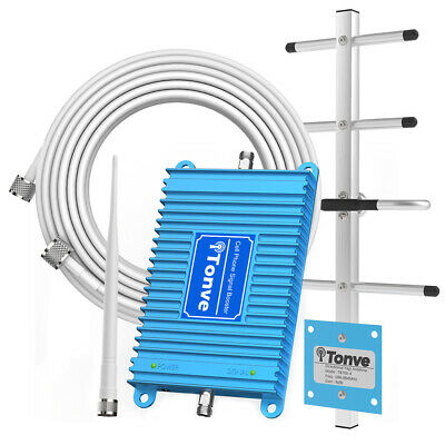 Home 4G LTE Cell Phone Signal Booster for Verizon,AT&T,Straight Talk,US Cellular