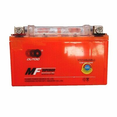 Motobatt Battery For Yamaha YFM35R Raptor 350cc 04-13