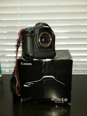 Canon 1D Mk III Camera Body Only