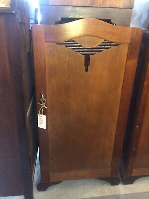 1930's Art Deco Lowboy / Cupboard