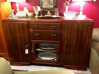 1950's Art Deco Sideboard - Beautiful Condition