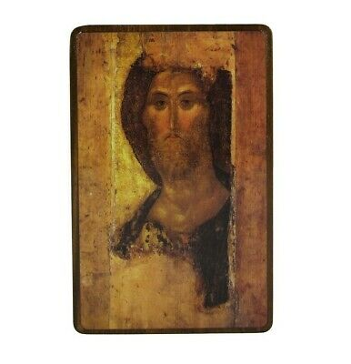 Orthodox Russian icon Jesus Christ, Christ the Redeemer by Andrei Rublev