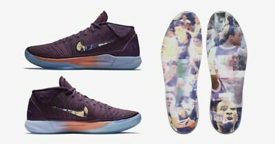 7b0b3389c97 Mens Nike Kobe AD PE AQ2721 500 Devin Booker Suns Mamba Basketball Shoes 13