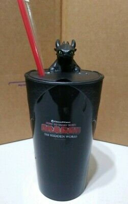 Httyd Toothless Exclusive drink Cup, sold out cinemark exclusive.