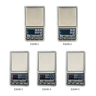 Professional Mini Digital Scale Jewelry Electronic Pocket Scale B6H5