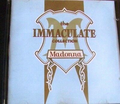 Madonna + 1990 + The Immaculate Collection +
