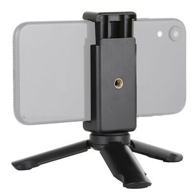 Universal Mini Flexible Stand Tripod Mount Holder For Smart Phone Holder Clamp