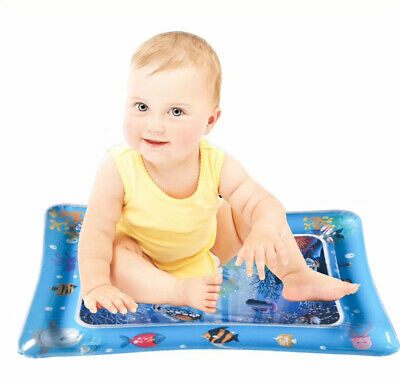 Inflatable Baby Water Mat Fun Activity Play Center For Children And Infants XML