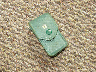 Original Green Case for Coronet Midget Camera - Rare to find on itself!!!