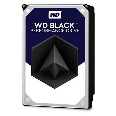 "Western Digital WD Black 6TB 3.5"" SATA Internal Desktop Hard Drive HDD 7200RPM"