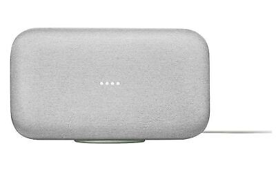 ¡NUEVO! Google Home Max Smart Voice Asistente inteligente Altavoz - Blanco
