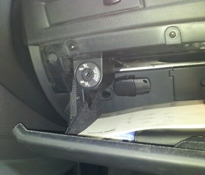 bmw e60 e61 Front passenger airbag deactivation