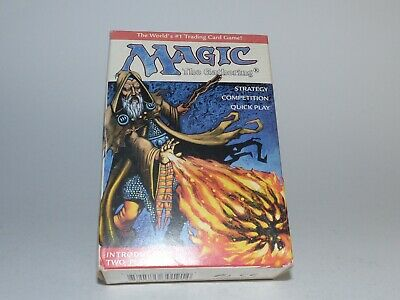 Magic the Gathering - Starter Set for 2 Players (2 Decks á 60 Cards)