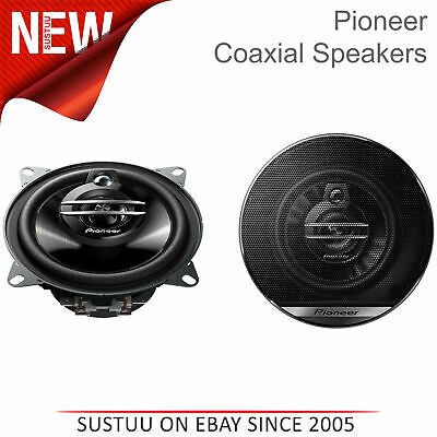 Pioneer 10cm 3-way Coaxial Car Audio Speakers│G Series│210W Max Power│TS G1030F