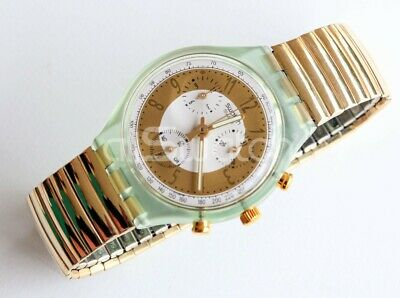 Swatch Chrono 1993 - SCG100 - Golden Globe - neu