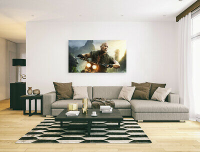 COLORFUL AND LOVELY MOVIES POSTER-  Canvas home wall choose your size
