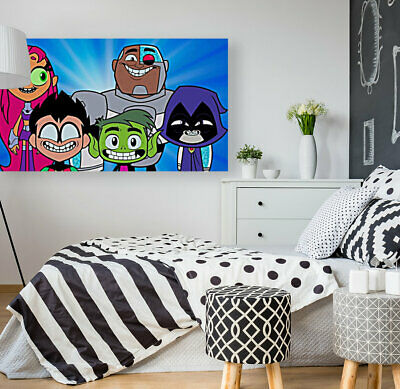 BEAUTIFUL MOVIE POSTERS-  COLORFUL AND LOVELY Canvas home wall choose your size