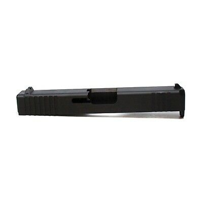 REMSPORT G19 GEN 3 NITRIDE SLIDE WITH FRONT AND REAR SERRATIONS with SIGHTS