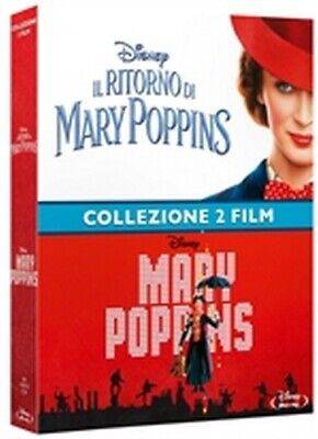 Mary Poppins + Il ritorno di Mary Poppins (2 Blu-Ray Disc)