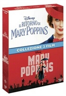 Mary Poppins + Il ritorno di Mary Poppins (2 DVD)