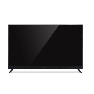 "DEVANTI 65"" Inch Smart LED TV 4K UHD HDR LCD LG Screen Netflix Black STV-UHD-65-"