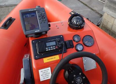 Tornado Marine 5.8 mtr  diving RHIB complete with GPS and radio