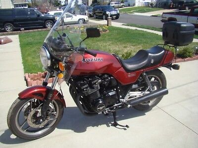 1983 Suzuki GS  1983 SUZUKI GS1100ED Like new condition!